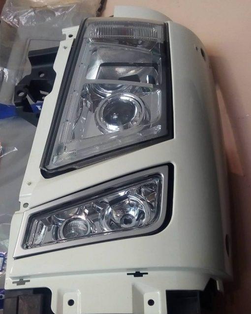 چراغ جلو ولوو FH13