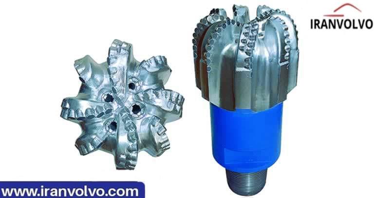 از مته هایی با جنس الماس برای حفاری چاه های نفت و گاز استفاده می شود.